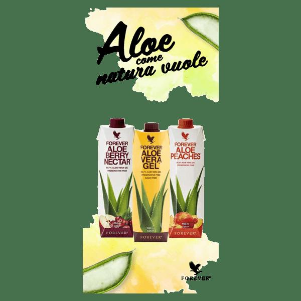 Pieghevole Aloe come natura vuole