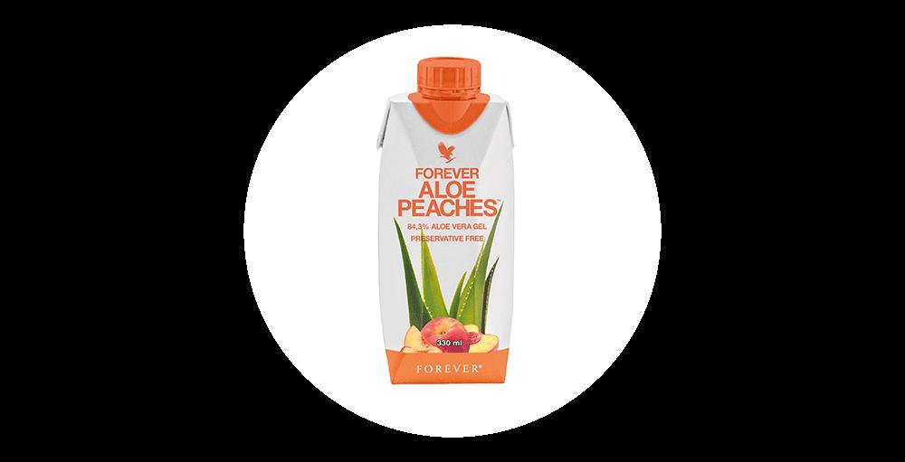 Ottieni un Aloe Peaches Mini in omaggio