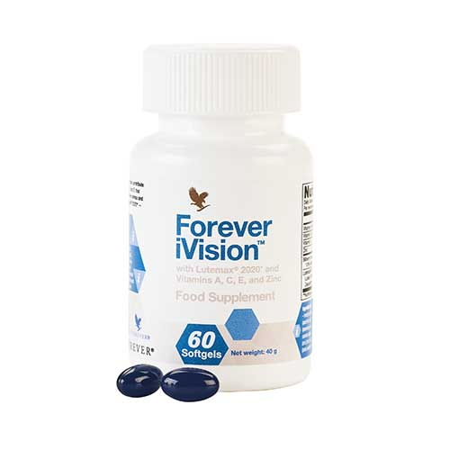 Nuovo Prodotto - Forever iVision in softgels