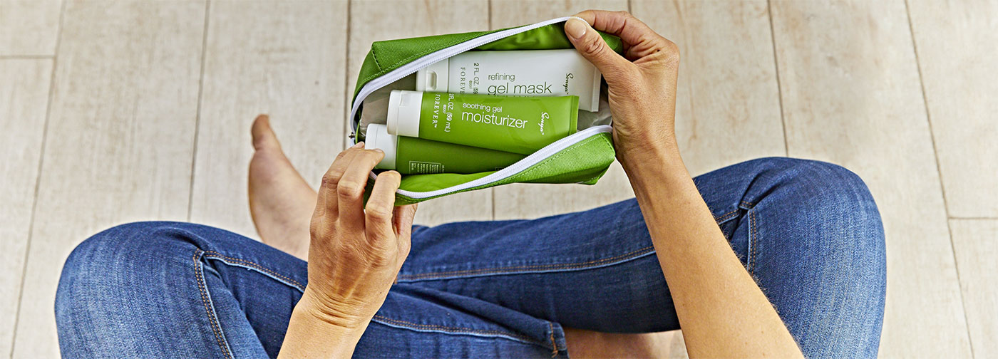 L'equilibrio del Sonya Daily Skincare System