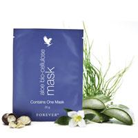 Aloe bio-cellulose mask Forever